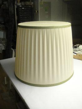 Plissierte Form Lampe - Lampenmacherin Brigitta Kellner