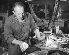 Restaurator Kellner 1950